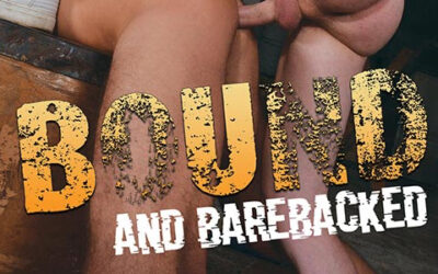 DVD – Bound And Barebacked