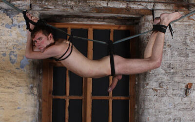 Extreme Recall – Steven Prior's Aerial Pegging